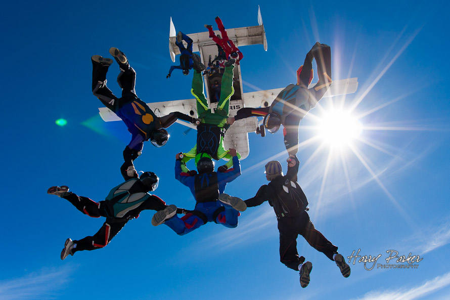 Dan Brodsky Chefeld – Big Way Skydiving